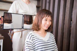 女性の分け目ハゲには髪型を変えるのも効果的