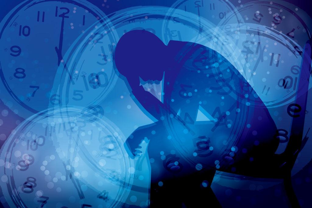AGA予防とストレス