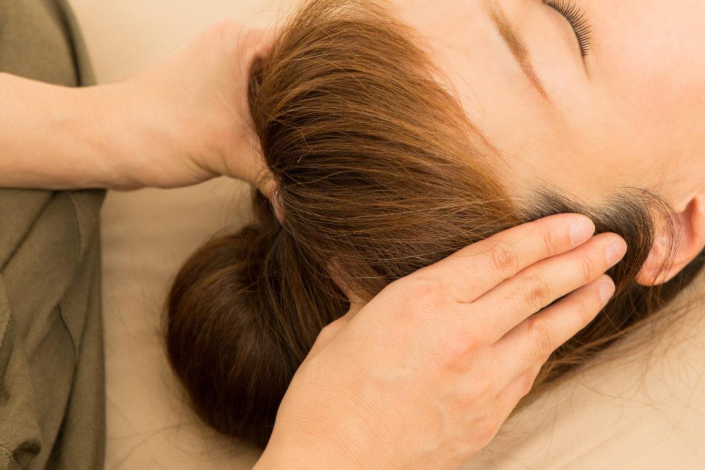 頭皮マッサージとAGA予防
