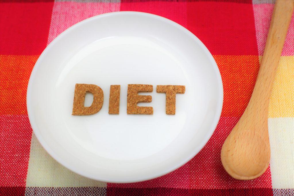 ダイエットと抜け毛