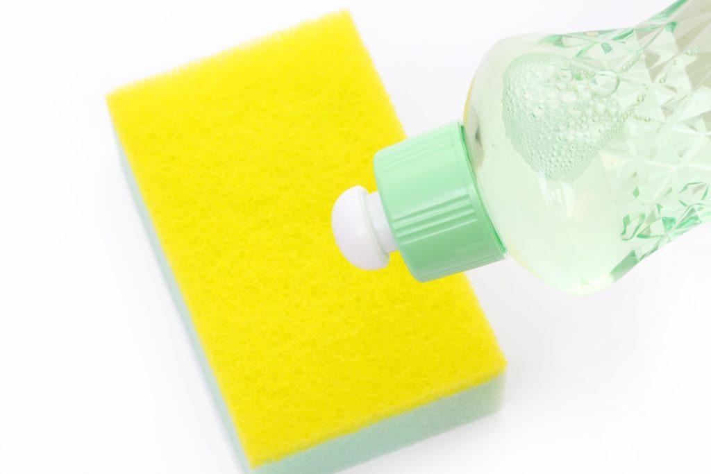 薄毛原因のワックスは洗剤と同じ