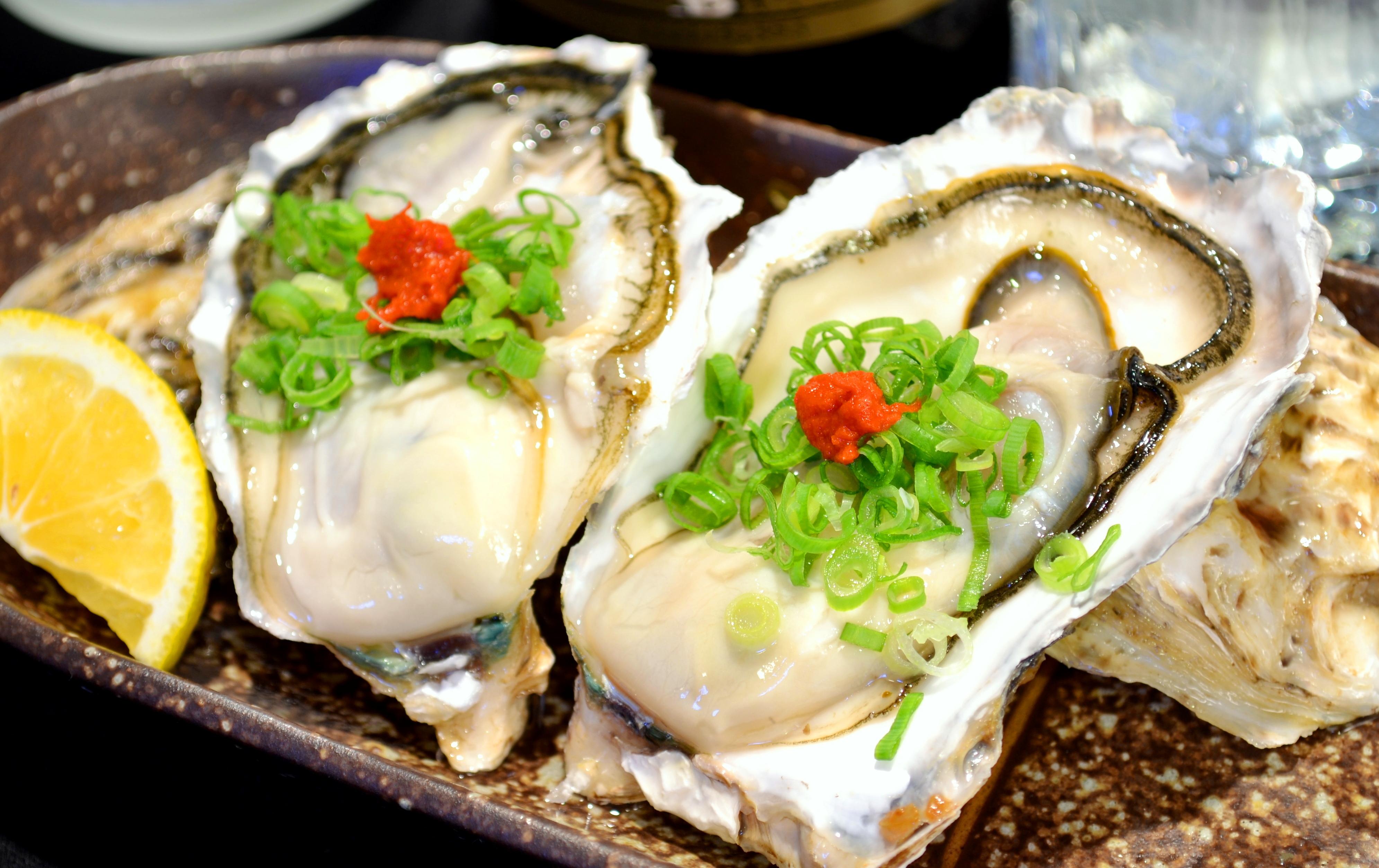 亜鉛の代表牡蠣で薄毛予防