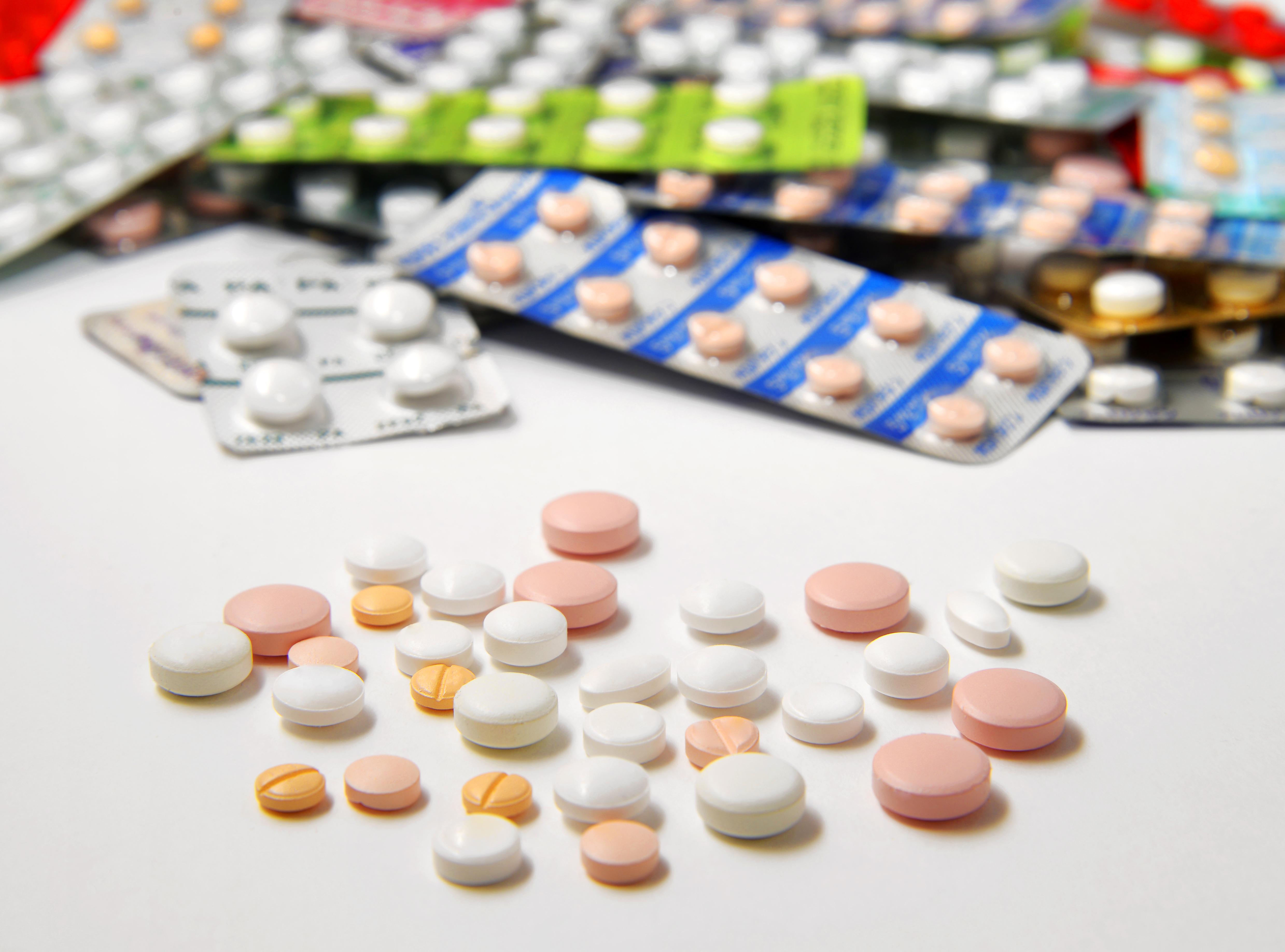 AGA治療薬種類
