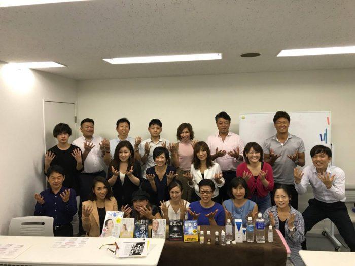 大阪スーパースカルプ発毛センター講習会